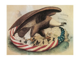 The Eagle's Nest, 1861 Giclee Print by  Science Source