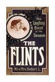 The Flints, American Hypnotists Giclee Print by  Science Source