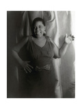 Bessie Smith, American Blues Singer Photographic Print by  Science Source