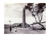 Cleopatra's Needle, 1850s Photographic Print by  Science Source
