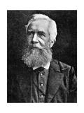 Ernst Haeckel, German Biologist Photographic Print by  Science Source