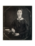 Emily Dickinson, American Poet Photographic Print by  Science Source