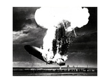 Hindenburg Disaster, May 6th, 1937 Photographic Print by  Science Source