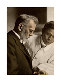 Ehrlich and Hata, Discoverers of Syphilis Cure Photographic Print by  Science Source