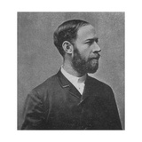 Heinrich Rudolf Hertz, German Physicist Photographic Print by  Science Source