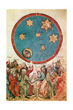 Men and Their Guiding Stars Giclee Print by  Science Source