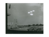 Salem UFO Sighting, 1952 Photographic Print by  Science Source