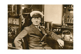 Guglielmo Marconi, Italian Inventor Photographic Print by  Science Source