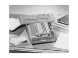 Mechanical Calculator Photographic Print by  Science Source