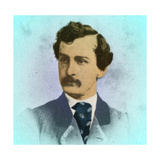 John Wilkes Booth, Assassin Giclee Print by  Science Source