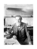 Ilya Ilyich Mechnikov, Russian Immunologist Photographic Print by  Science Source