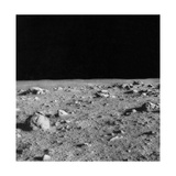 Lunar Surface, Apollo 14 Mission Photographic Print by  Science Source