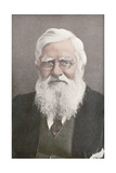 Alfred Russel Wallace, Welsh Naturalist Giclee Print by  Science Source