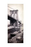 Brooklyn Bridge, 1896 Photographic Print by  Science Source