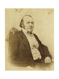 Louis Agassiz, Swiss-American Polymath Giclee Print by  Science Source