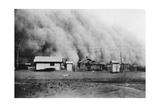 Dust Storm, 1930s Fotodruck von  Science Source
