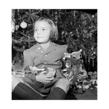 The Joy of Christmas, 1942 Photographic Print by  Science Source