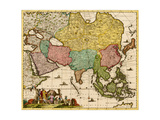 The East, 17th Century Giclee Print by  Science Source