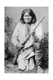 Geronimo, Apache Indian War Chief Photographic Print by  Science Source