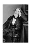 Alexander Dallas Bache, American Physicist Photographic Print by  Science Source