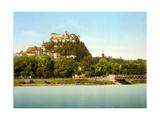 Hohensalzburg Castle, Austria, 1890s Photographic Print by  Science Source