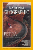 Cover of the December, 1998 Issue of National Geographic Magazine Photographic Print by Annie Griffiths