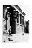 Temple of Horus at Edfu, 20th Century Photographic Print by  Science Source