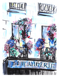 Boulangerie Palais-Royal Prints by Cara Francis