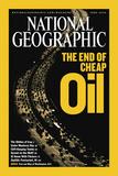 Cover of the June, 2004 National Geographic Magazine Fotografisk tryk af Sarah Leen