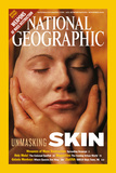 Cover of the November, 2002 Issue of National Geographic Magazine Photographic Print by Sarah Leen