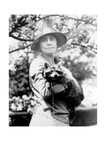 Presidential Pet, Mrs. Coolidge with Rebecca Photographic Print by  Science Source