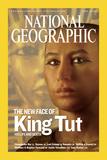 Cover of the June, 2005 National Geographic Magazine Fotografisk tryk af Kenneth Garrett