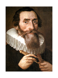 Johannes Kepler, German Mathematician and Astronomer Giclee Print by  Science Source