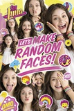 Soy Luna- Making Random Faces Posters