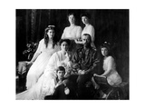 The Romanovs, Last Royal Family of Russia Photographic Print by  Science Source