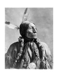 Wolf Robe, Cheyenne Indian Chief Photographic Print by  Science Source