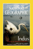 Cover of the June, 2000 Issue of National Geographic Magazine Photographic Print by Randy Olson