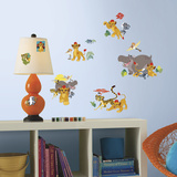 Lion Guard Peel and Stick Wall Decals Wall Decal