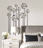 Avalisa Neutral Allium Giant Wall Decals Wall Decal