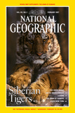 Cover of the February, 1997 National Geographic Magazine Fotografisk tryk