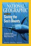 Brian J. Skerry - Cover of the April, 2007 National Geographic Magazine - Fotografik Baskı