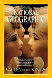 Cover of the September, 1998 Issue of National Geographic Magazine Photographic Print by Kenneth Garrett