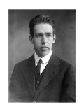Niels Bohr, Danish Physicist Photographic Print by  Science Source