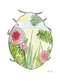 Ladybug Posters by Adrienne Vita