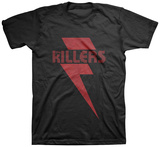 The Killers- Red Lightning T-Shirt