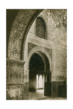 Sala de las dos Hermanas, Alhambra Photographic Print by  Science Source