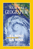 Cover of the March, 1999 National Geographic Magazine Fotografisk tryk