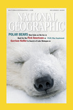 Cover of the December, 2000 Issue of National Geographic Magazine Photographic Print by Norbert Rosing