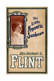 Mrs. Herbert L. Flint, American Hypnotist Giclee Print by  Science Source