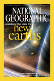 Cover of the December, 2004 Issue of National Geographic Magazine Photographic Print by Dana Berry